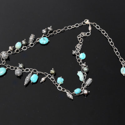 Turquoise and silver renaissance